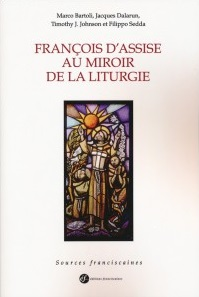 François d'Assise au miroir de la liturgie Couverture du livre