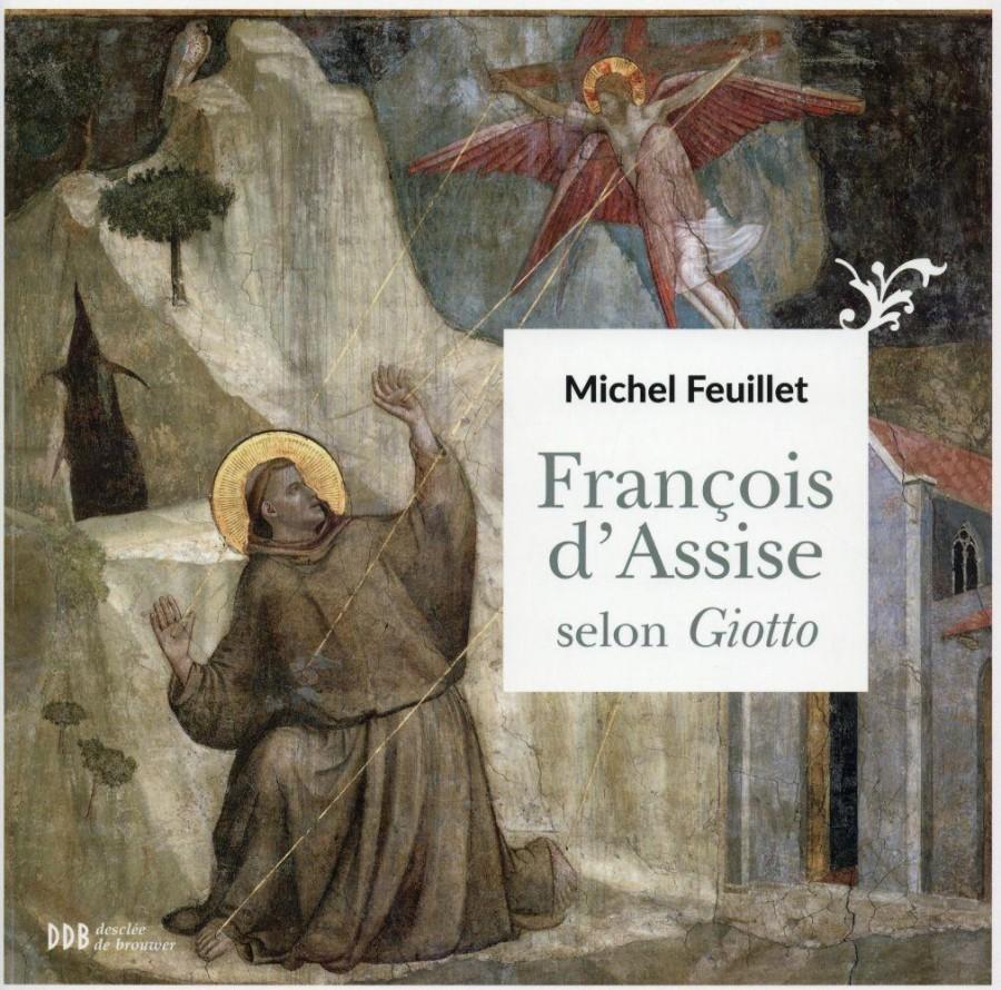François d'Assise selon Giotto Couverture du livre