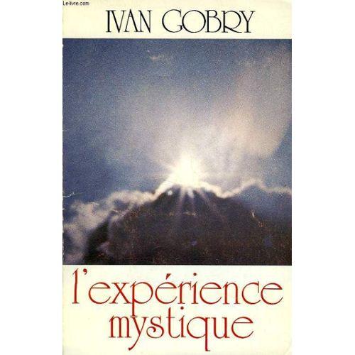 L'expérience mystique Couverture du livre
