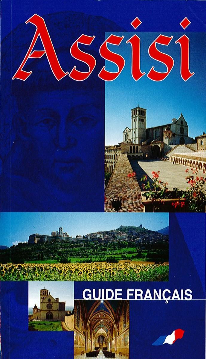 Assisi - Guide français Couverture du livre