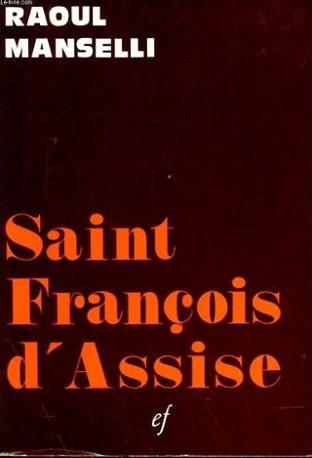 Saint François d'Assise Couverture du livre