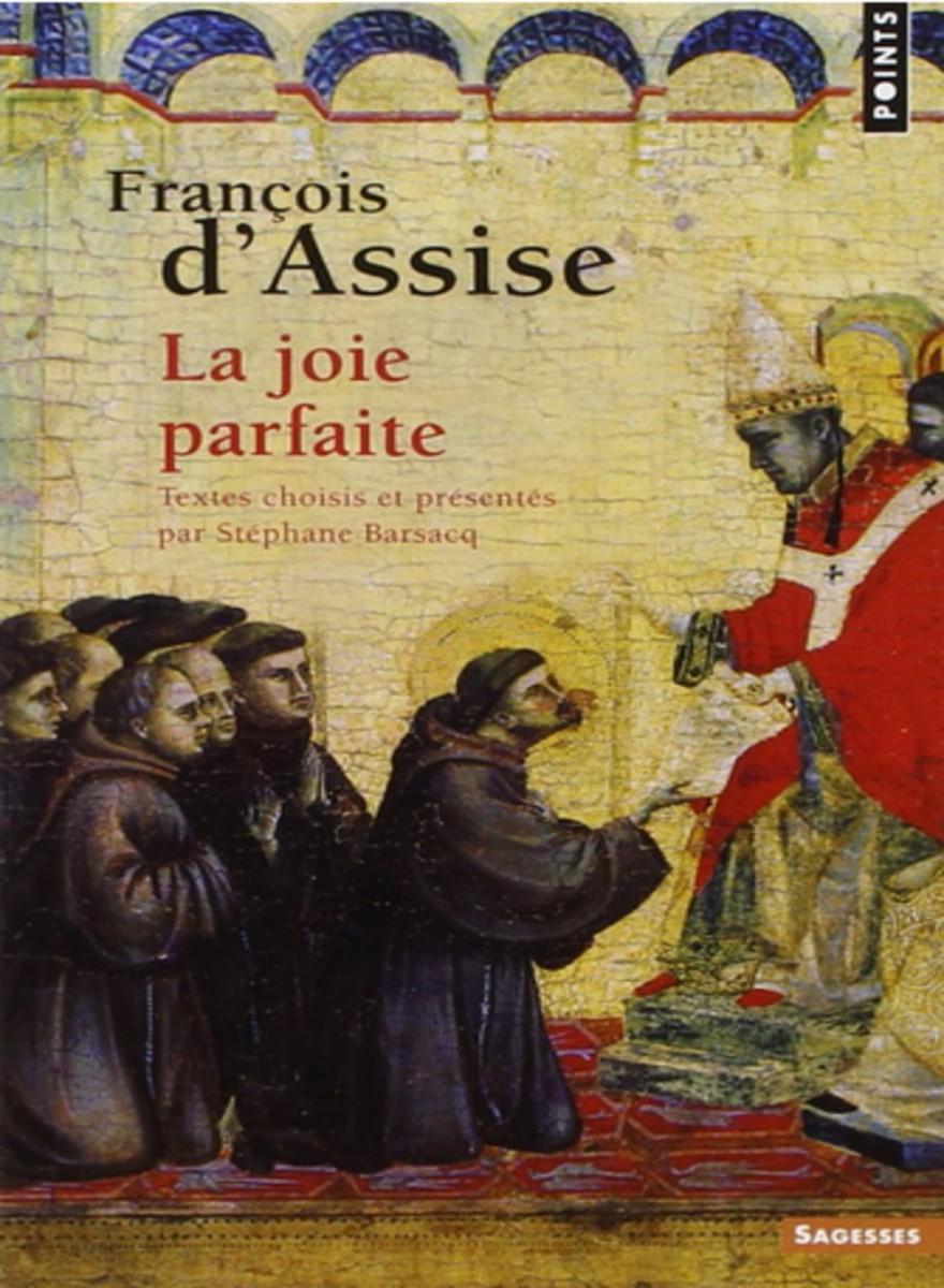François d'Assise - La joie parfaite Couverture du livre