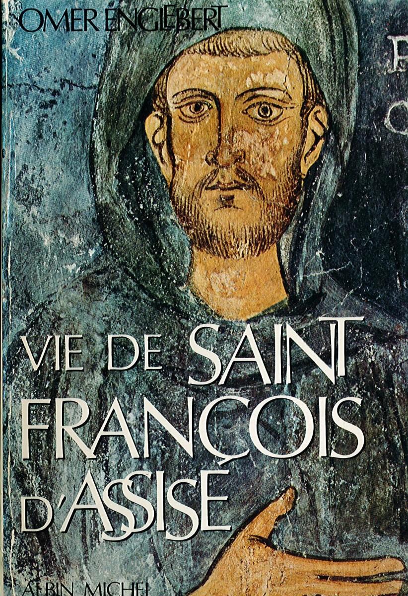 Vie de François d'Assise Couverture du livre