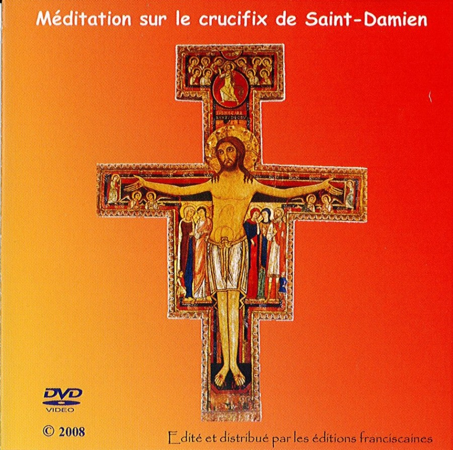 Méditation sur le crucifix de Saint-Damien Couverture du livre