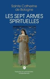 Sainte Catherine de Bologne. Les sept armes spirituelles. Couverture du livre